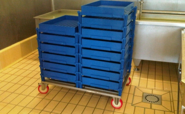 Le attrezzature alimentari per prodotti di qualità