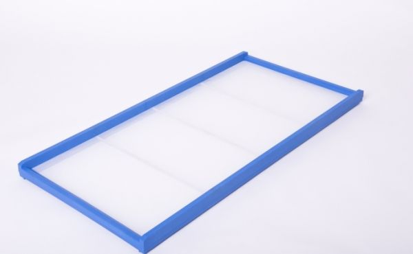 telaio attrezzatura plastica per negozi alimentari ift