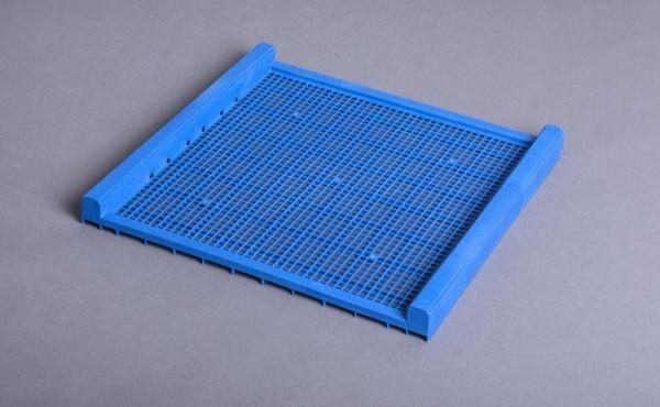 vassoio impilabile attrezzatura plastica alimentare ift